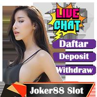 Livechat Joker88Slot